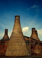 Bottle Kiln, Stoke on Trent
