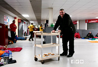 SCFC Big Sleep Out at the bet365 Stadium 3rd February 2017